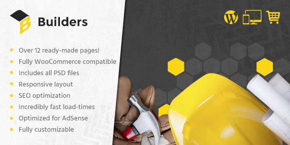 WordPress Theme Builder – Best WP Theme For Construction Websites
