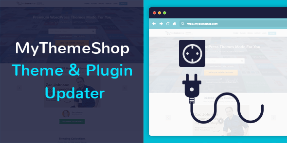 MyThemeShop Theme & Plugin Updater