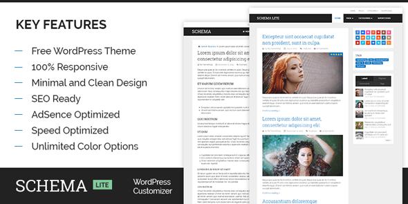 Schema Lite - Free SEO WordPress Theme @ MyThemeShop