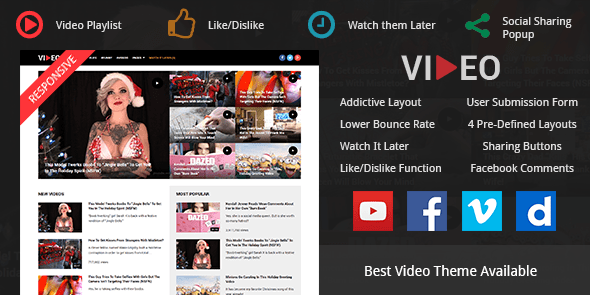 Video - Best Video WordPress Theme @ MyThemeShop