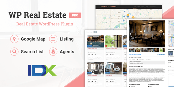 WP Real Estate Pro - Real Estate Plugin for WordPress