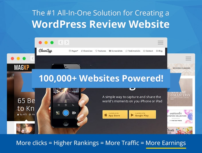 1 WordPress Review Plugin - WP Review