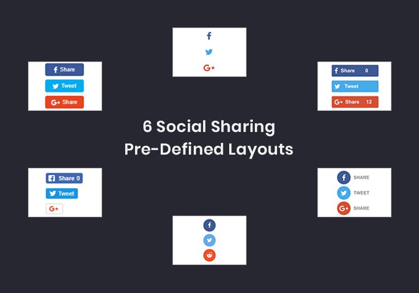 Social Sharing Buttons