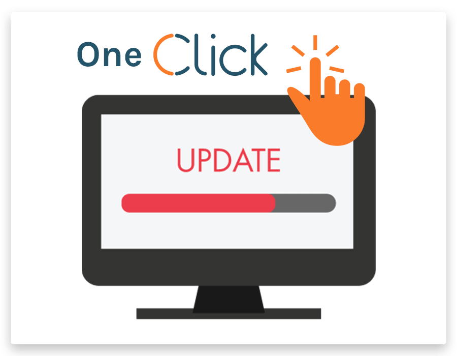 One Click Update