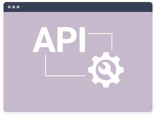 Extend With API