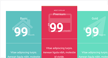 Pricing Table - Plan