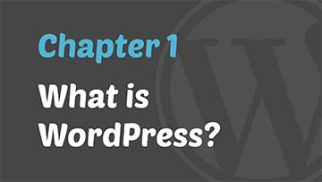 wp tutorial 1