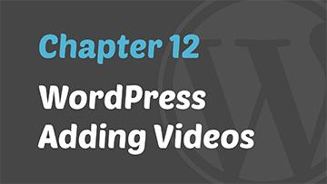 wp tutorial 12