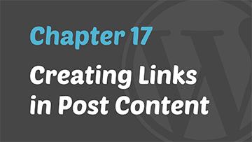 wp tutorial 17