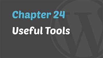 wp tutorial 24