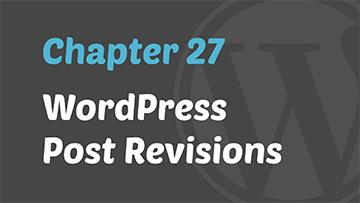 wp tutorial 27