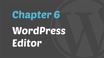 wp tutorial 6