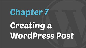 wp tutorial 7