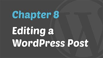 wp tutorial 8