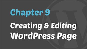 wp tutorial 9