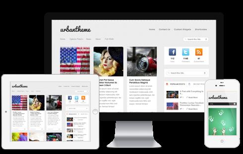 Urban – Magazine Style Premium WordPress Theme @MyThemeShop Free Download