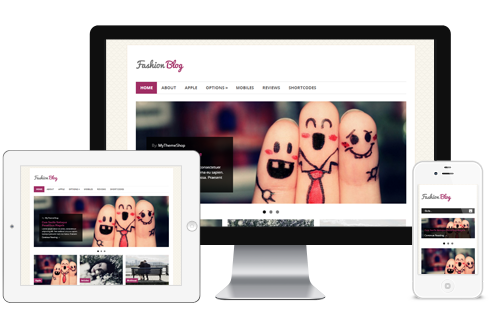 FashionBlog – WordPress Fashion Magazine Theme  Free Download