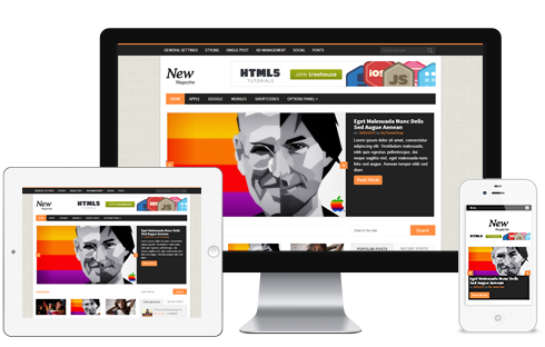 NewsMag – Premium News Magazine WordPress Theme  Free Download
