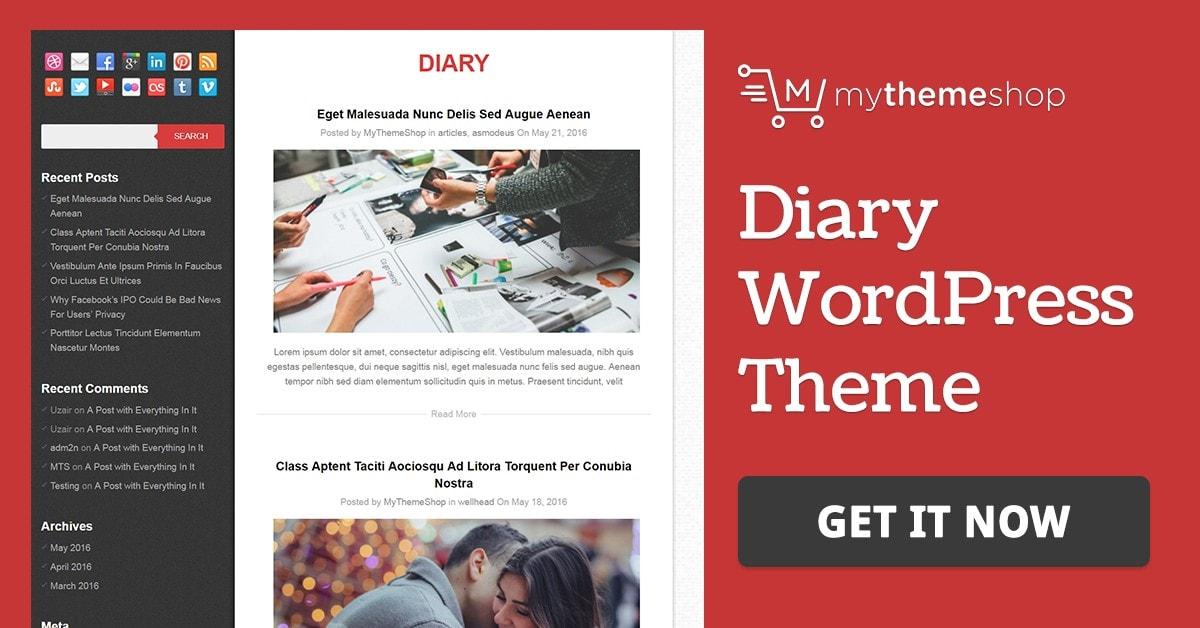 DayNight - Responsive WordPress Blog Theme @ MyThemeShop