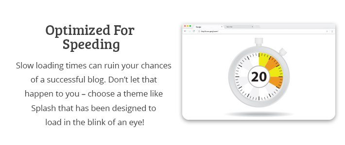 Optimized For Speeding