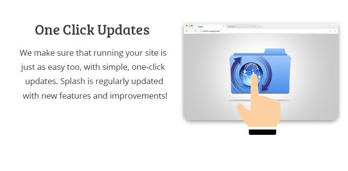 One Click Updates