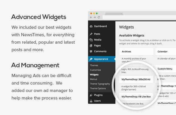 NewsTimes-Widgets
