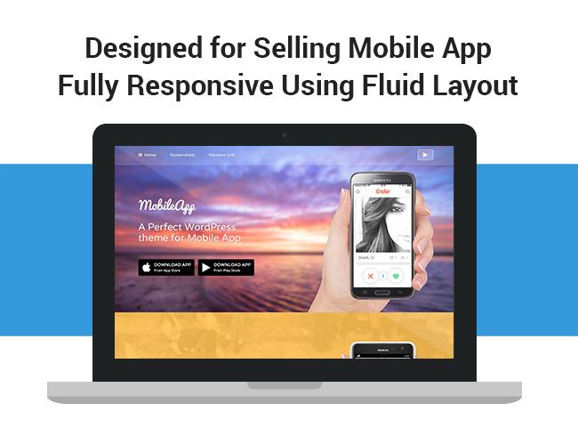 Responsive Fluid Layout