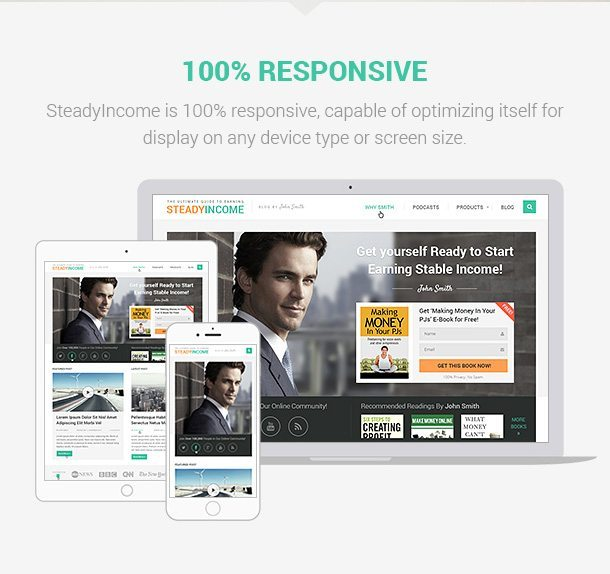SteadyIncome Responsive