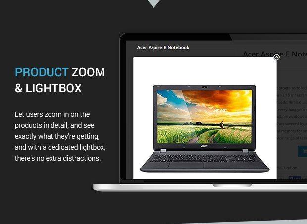 Product Zoom Lightbox