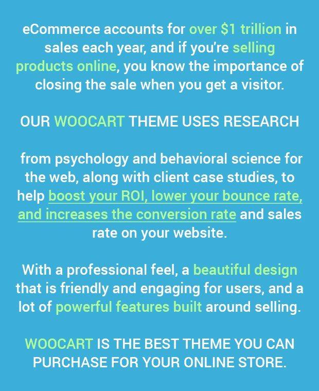 WooCart Text Image