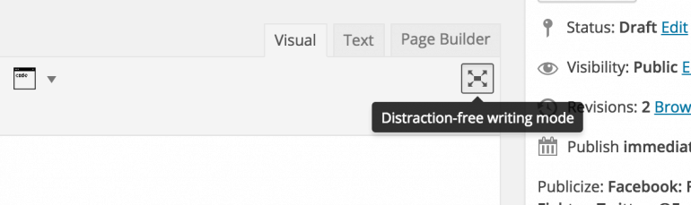 distraction-free-mode-in-wordpress