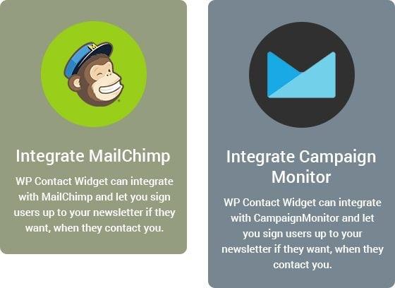 Integrate MailChimp
