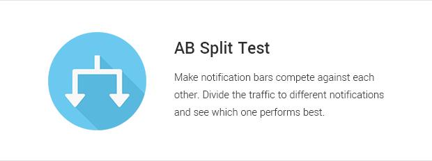 AB Split Test