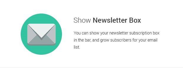 Show Newsletter Box