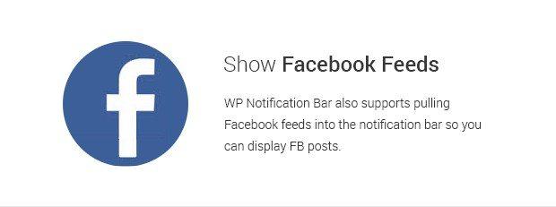 Show Facebook Feeds