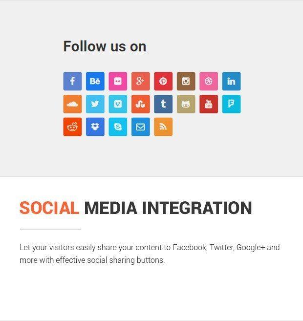 Tích hợp phương tiện truyền thông xã hội