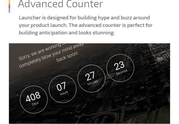 Advanced Counter