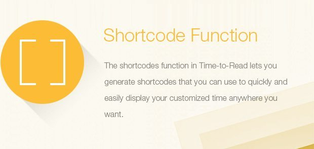 Shortcode Function