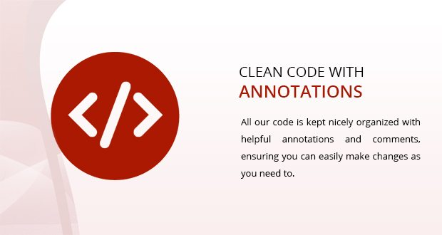 Clean Code with Annotations
