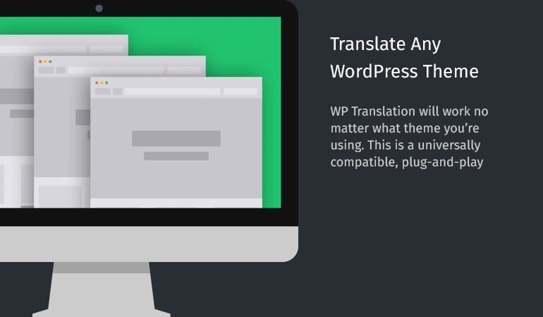 Translate Any WordPress Theme