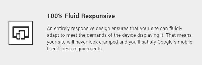 100 Percent Fluid Responsive