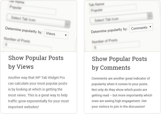 Show Popular Posts By Views