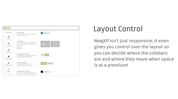 Layout Control