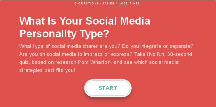buffer com blog what is your social media personality type quiz