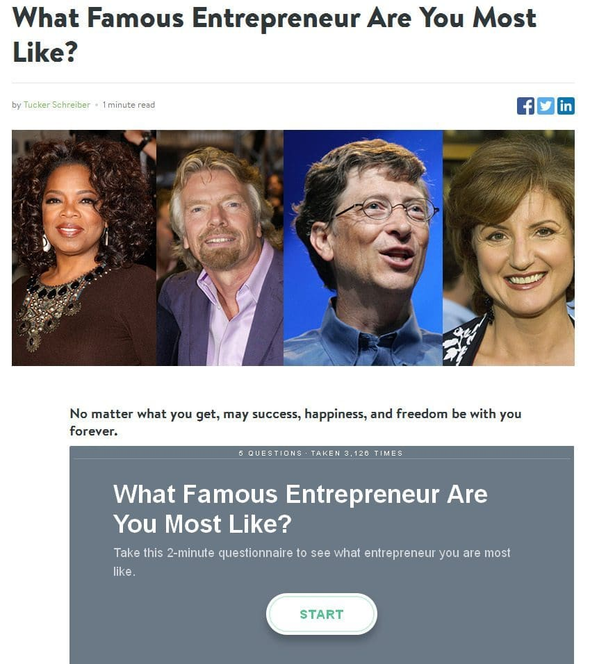 shopify com what famous entrepreneur are you most like quiz