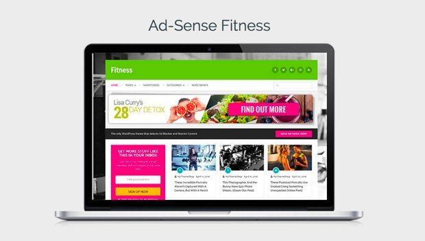 Ad-Sense Fitness Demo