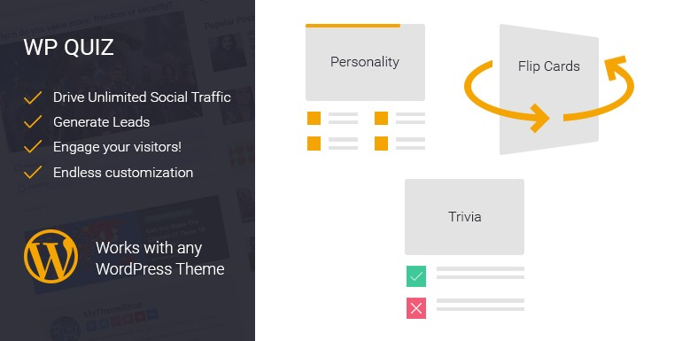 WP Quiz Free WordPress Plugin