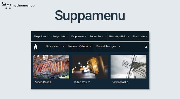 Suppamenu