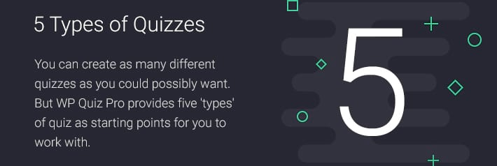 5 Types of Quizzes