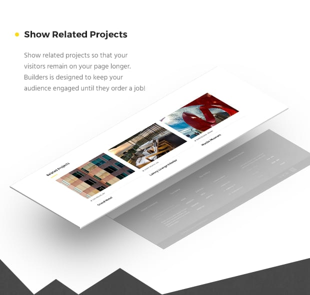 Show Related Projects